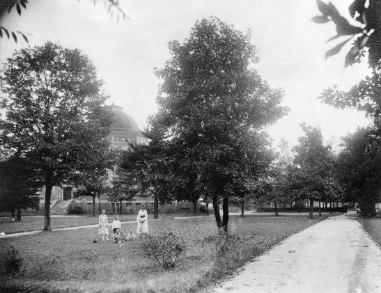 Baptist Church circa 1920