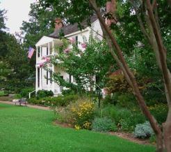 Calvin Jones House Garden