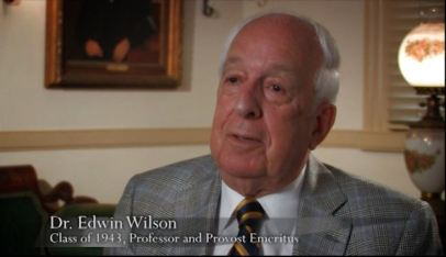 Dr. Edwin Wilson, Wake Forest University