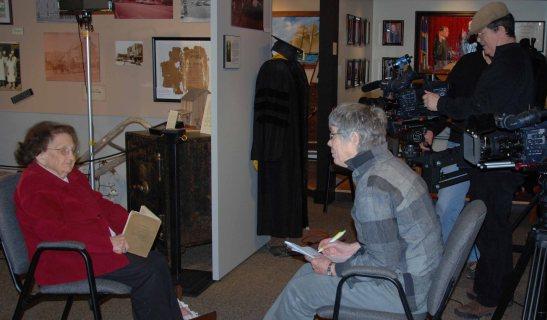 Joyce Interview Photo - Better
