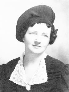 Annie Gill Harris led the fight to save the Calvin Jones House.