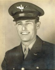 Flight Officer Wilson Montague