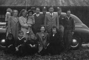 The Montague Family, circa 1944