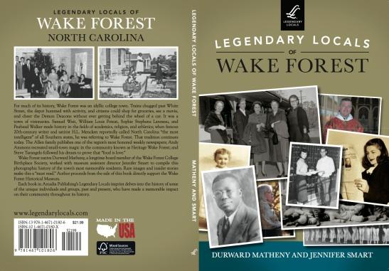 Legendary Locals of Wake Forest