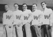 Bill Dye, Ed Bradley, Gene Pambianchi, Jim Garry, Tom Palmer