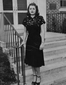 Jenny Brewer ca. 1946