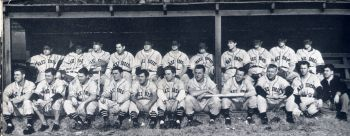 1951 WFC Baseball Team