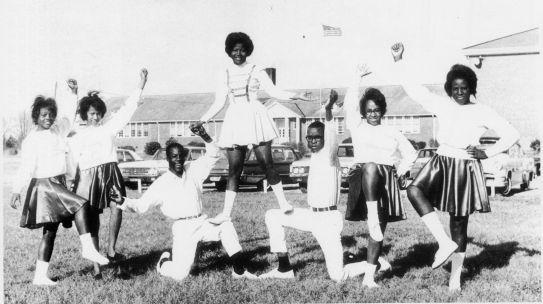 1965 DuBois Cheerleaders