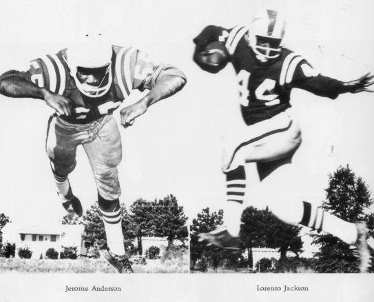 1965 DuBois Football