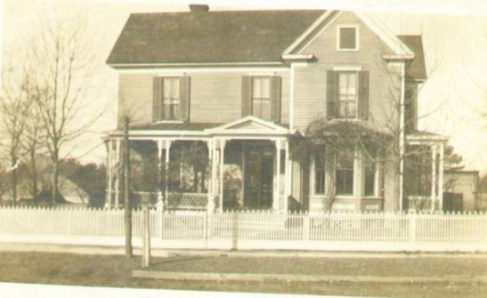 Cullom House, circa 1900