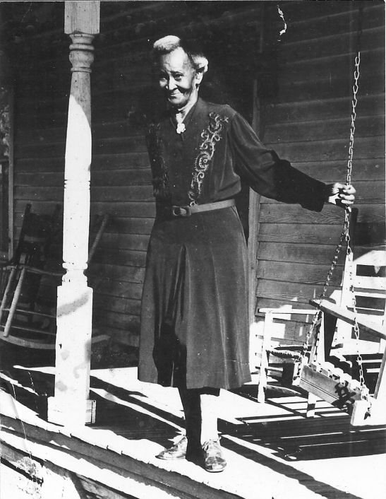 Ellen Lewis, circa 1940