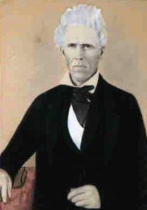 Portrait of William Henry Wall (Courtesy of Ronald Wall)