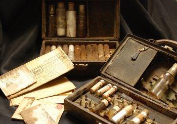 Vials and Medicines