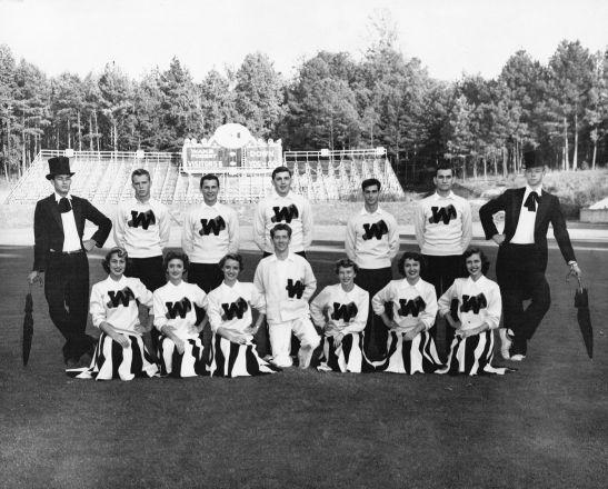 1952 Cheering Squad