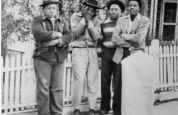Group on White Street, 1942