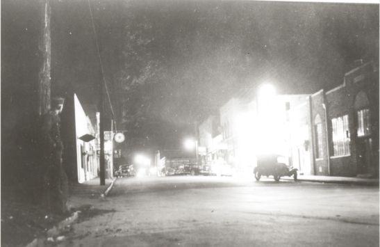Night on White Street