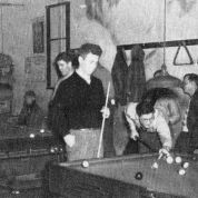 Pool Players at Shorty's