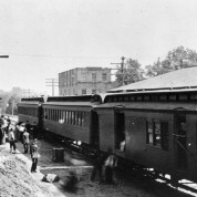 Wake Forest Depot