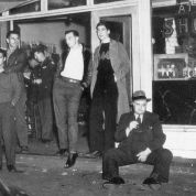 Shorty's in 1943