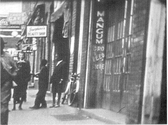 White Street, ca. 1940