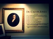 Dr. Calvin Jones