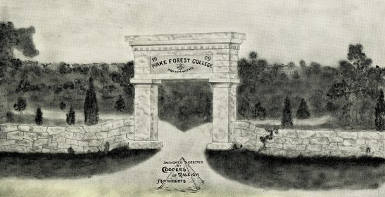 1909 - College Scenes 4