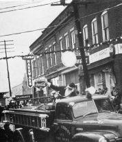 Christmas Parade, 1954