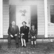 John Mills and Family