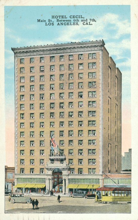 Hotel Cecil