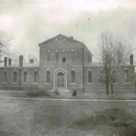 Lea Laboratory ca 1888 - Hall Collection
